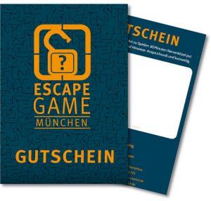 Gutschein Escape Game München