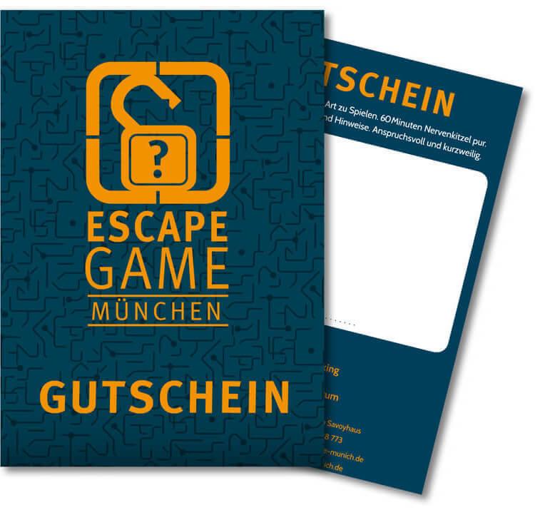 Gutschein Exit The Room Game München
