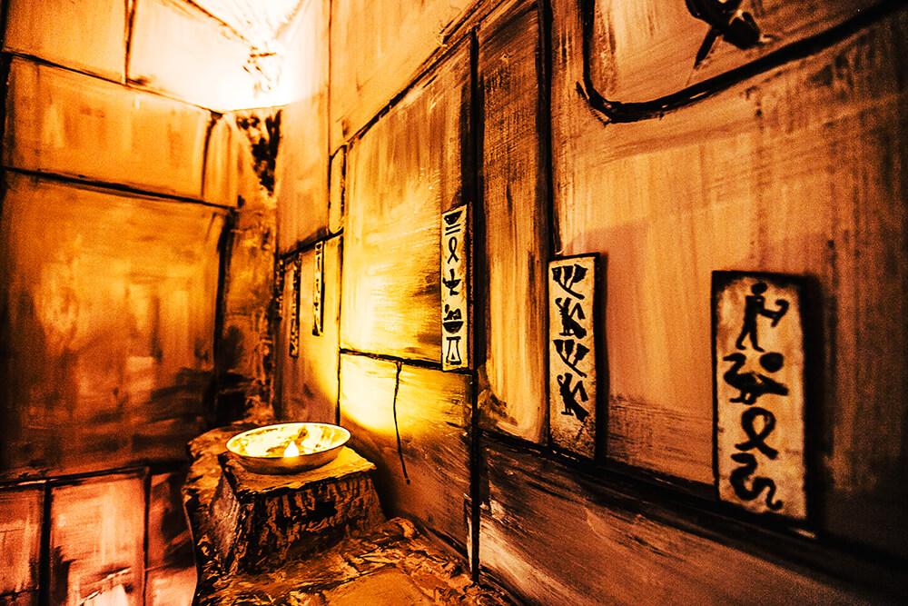 Könnt Ihr Tutanchamun entkommen?