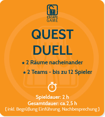 Quest Duell Firmenevent