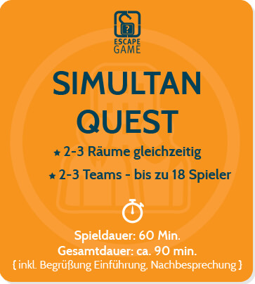 Simulatan Quest Firmenevent