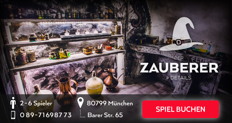 Escape Game der Zauberer