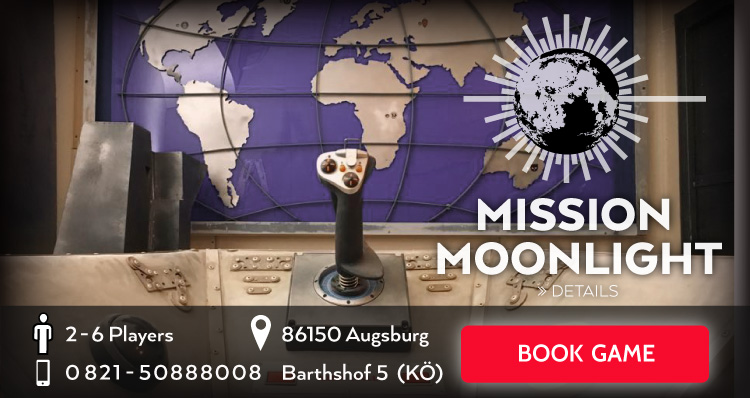 Escape Game Mission Moonlight Augsburg