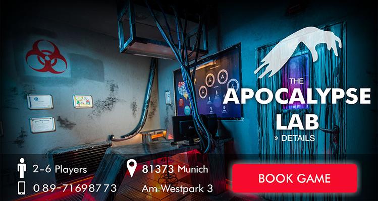 Escape Game Apocalypse Lab