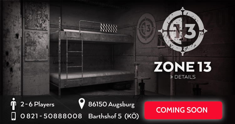 Zone 13 coming soon