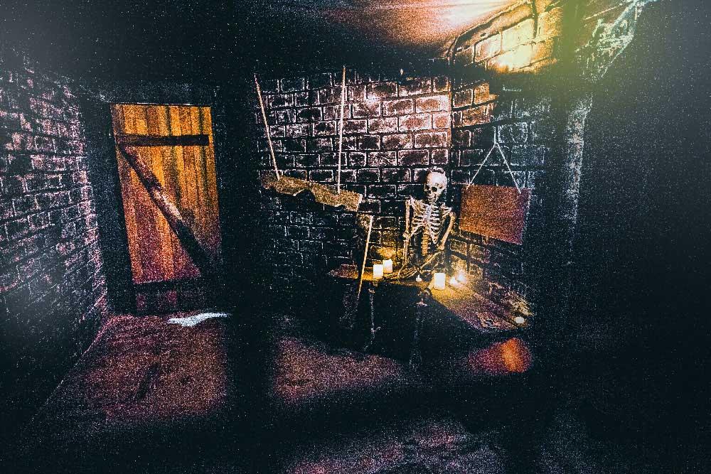 Escape Game das Burgverlies - Entkommen aus dem Kerker
