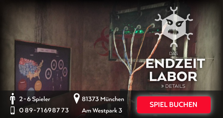 Escape Game Endzeitlabor