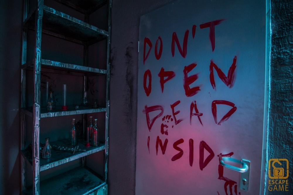 Escape Game Muenchen Endzeitlabor Dead Inside
