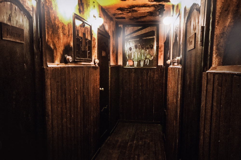 Das Waisenhaus Exit the Room Game