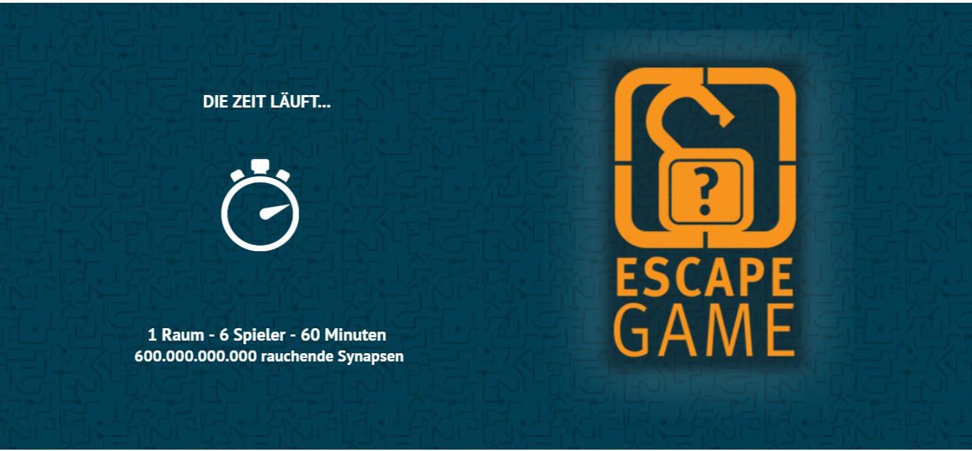 Escape Game Schwierigkeitsstufen