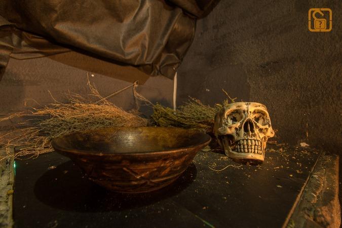 Escape Game: Im Bann der Hexe