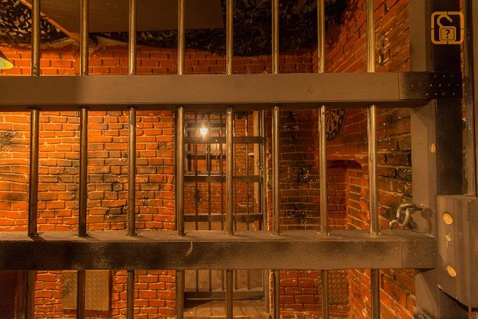 knast komplott: Kommst du aus dem Gefängnis frei?