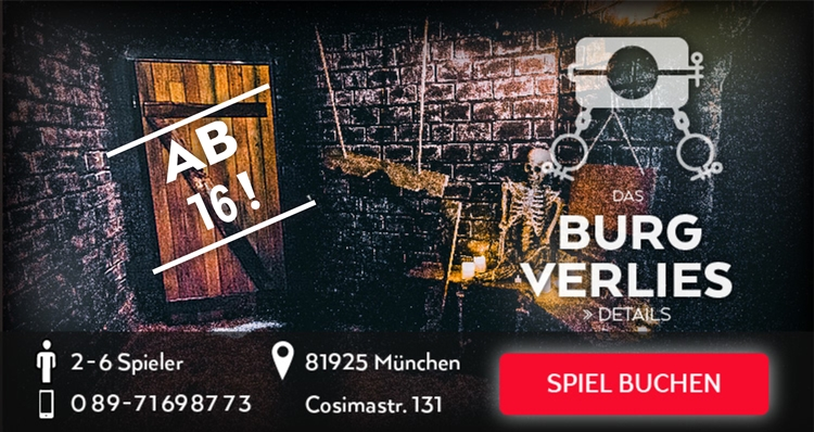 Escape Game Das Burgverlies