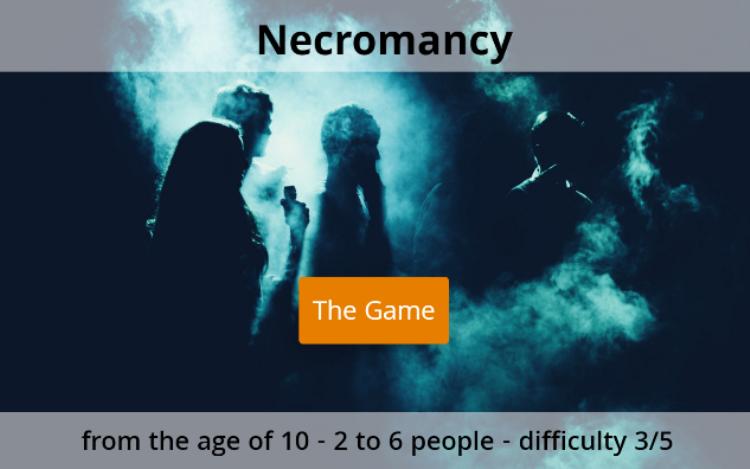 Necromancy escape game kufstein