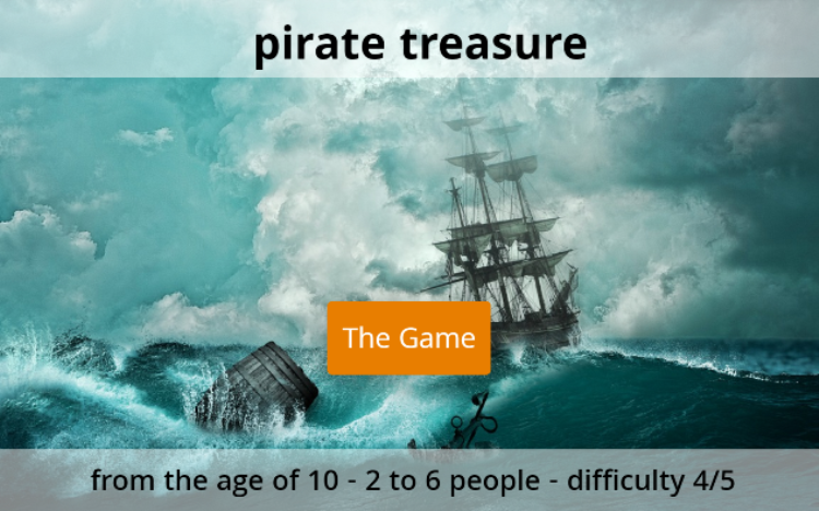 pirate treasure escape game kufstein