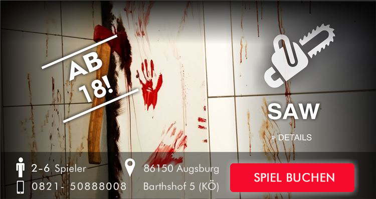 saw Augsburg Escape Room