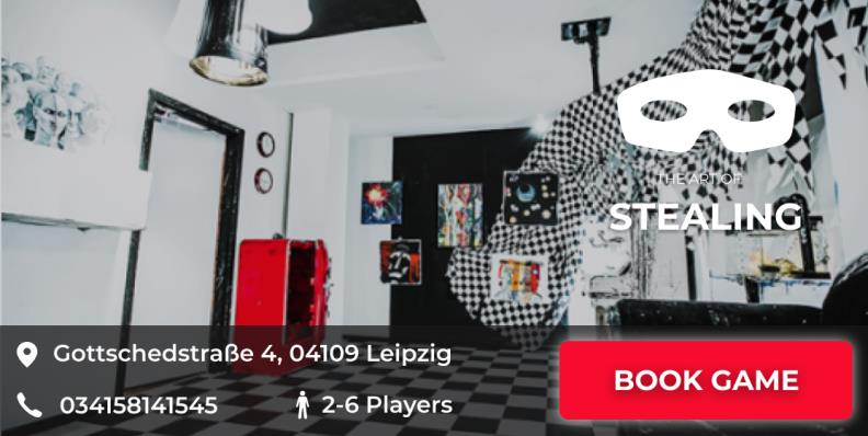 escape game leipzig the art of stealing