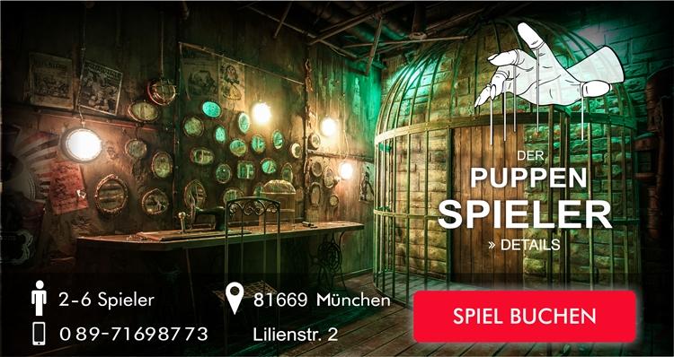 Der Puppenspieler Escape Game München