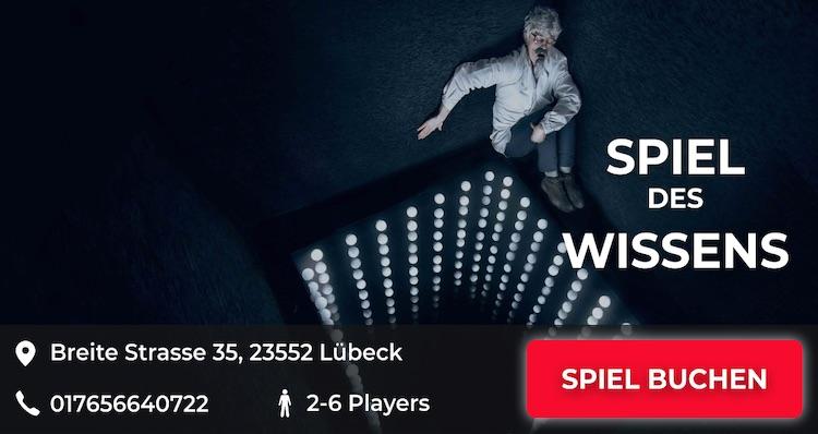 Escape Game Lübeck - Spiel des Wissens