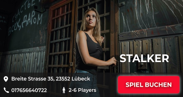 Escape Game Lübeck - Stalker