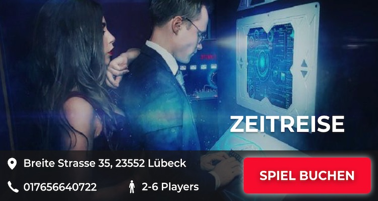 Escape Game Luebeck - Zeitreise