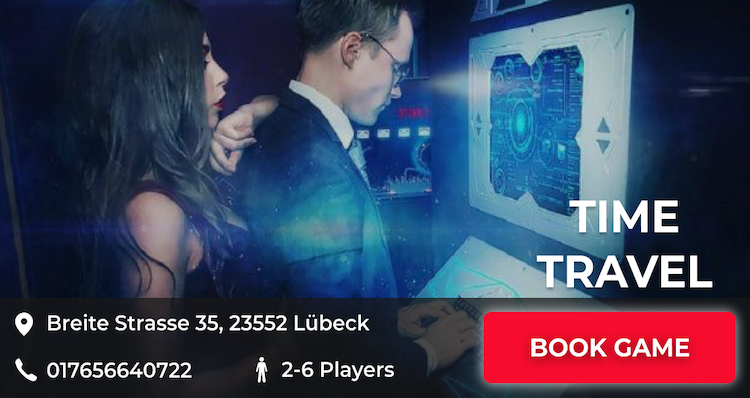 time travel escape game luebeck