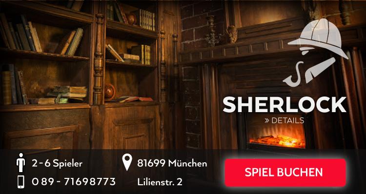 Escape Game München Sherlock