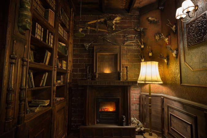 Sherlock Escape Game Room
